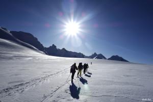 scialpinismo gran paradiso