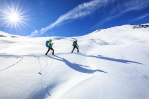 scialpinismo corso base